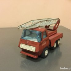 Brinquedos antigos Rico: CAMION DE BOMBEROS MINI SANSON DE RICO. Lote 137552962