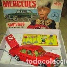 Juguetes antiguos Rico: RICO, MERCEDES 250 S. Lote 139722822