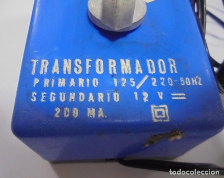 Juguetes antiguos Rico: ANTIGUO TRANSFORMADOR. RICO. MODELO T-24. EL DE LA FOTO. VER - Foto 3 - 141653842