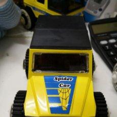 Juguetes antiguos Rico: AUTOS LOCOS SPIDER CAR MERCEDES 4 X 4 DE RICO, REF 68, AÑOS 80. Lote 142354122