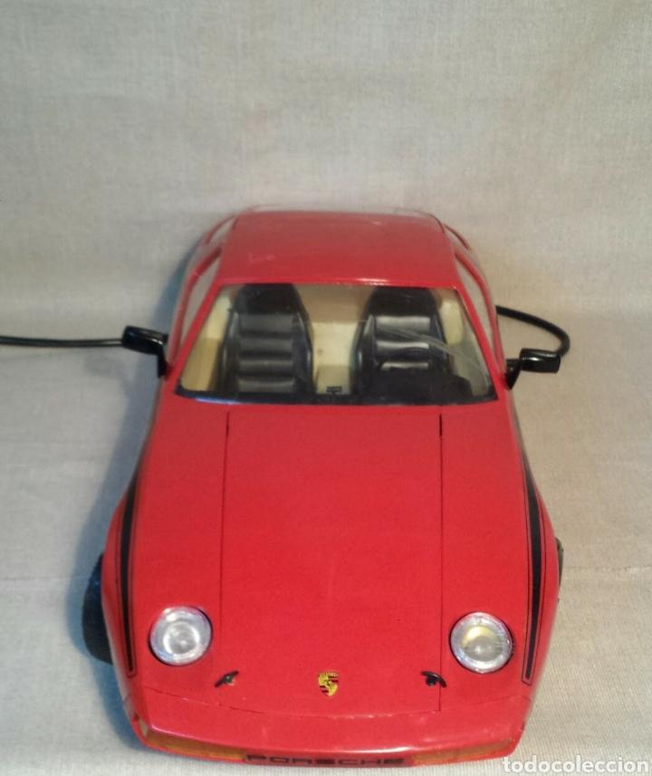 Juguetes antiguos Rico: Coche cabledirigido Rico Porsche 928 - Foto 5 - 142841969