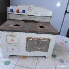 Juguetes antiguos Rico: COCINA DE HOJALATA DE RICO. Lote 143065274