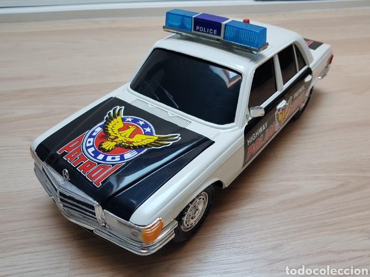 Caja Patrol Mercedes High Rico Coche Way Con dxroBCeW