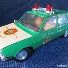Juguetes antiguos Rico: SEAT FIAT 131 MIRAFIORI DE RICO (COCHE DEPARTAMENTO DE POLICIA). Lote 143152558