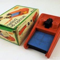 Juguetes antiguos Rico: RICO-TONKA LANZADOR DE COCHES. Lote 144210470