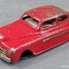 Juguetes antiguos Rico - Carrocería coche hojalata Rico años 40 - 50 - 144237582
