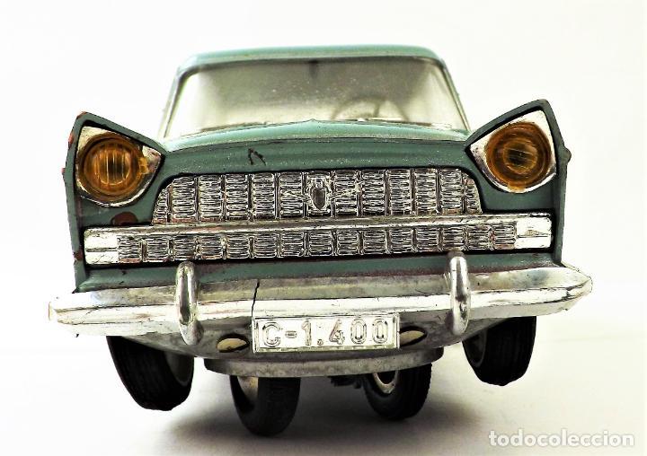Juguetes antiguos Rico: Rico Seat 1400 C color turquesa. Primera edición - Foto 11 - 146230650