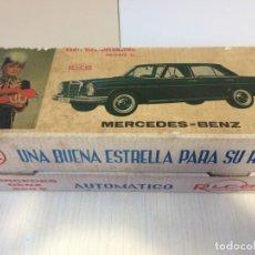 Juguetes antiguos Rico: MERCEDES BENZ 250 S AUTOMATICO RICO. Lote 146758738
