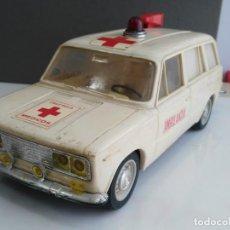 Juguetes antiguos Rico - coche seat 1430 de rico ambulancia - 147899326