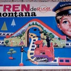 Juguetes antiguos Rico - RICO TREN MONTAÑA, TREN RICO, JUGUETE ANTIGUO, TREN ANTIGUO - 149634990