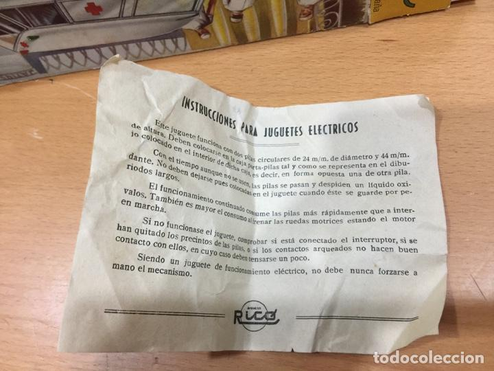 Juguetes antiguos Rico: RICO SEAT 1400 C SEAT 1500 ELECTRICO ESCALA 1/20 - Foto 12 - 150555970