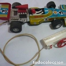 Juguetes antiguos Rico: COCHE DE CARRERAS F 1 . Lote 150591346