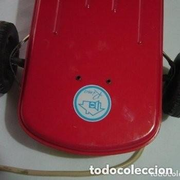 Juguetes antiguos Rico: COCHE DE CARRERAS - Foto 3 - 150591526