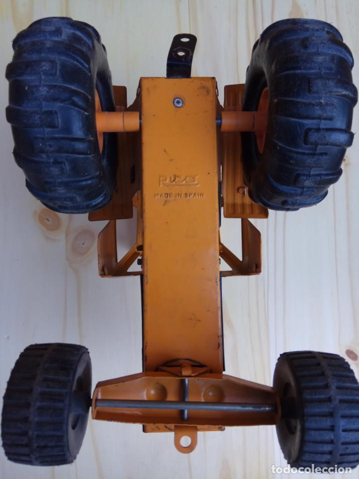 Juguetes antiguos Rico: TRACTOR SANSON DE RICO - RJ 532 R - Foto 6 - 151925854
