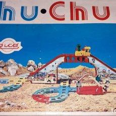Juguetes antiguos Rico: TREN RICO CHU CHU 73 , TREN ANTIGUO, TREN DE JUGUETE , CHU CHU 73. Lote 152571334