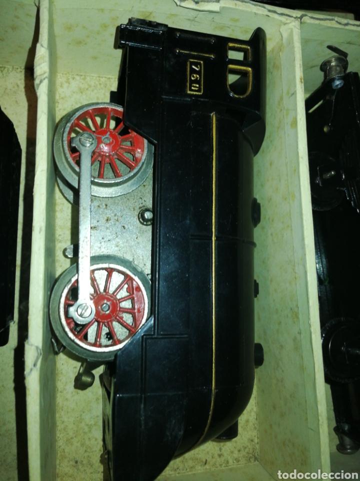 Juguetes antiguos Rico: Tren de rico. Años 60. Como se ve en las fotografias - Foto 4 - 152830909