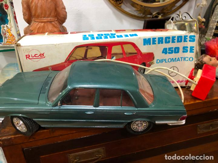 Le Sold Juguetes Mercedes Rico Coche Through Se Fal 450 De 35ALj4R