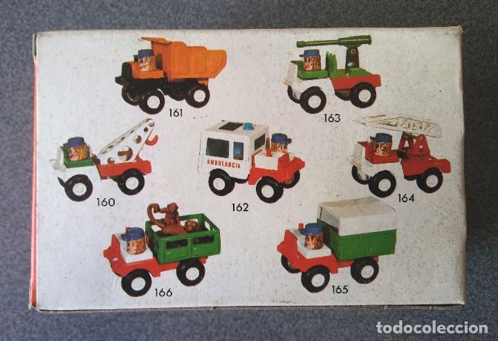 Juguetes antiguos Rico: Camión Militar Sansonitos Rico - Foto 5 - 153118834