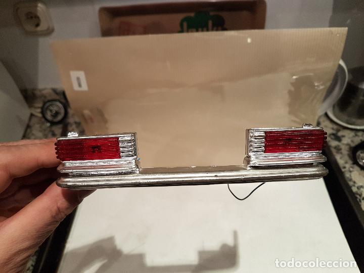 Juguetes antiguos Rico: antiguo mercedes benz 450 SE de rico paragolpes trasero completo muy buen estado ver fotos - Foto 4 - 153405646