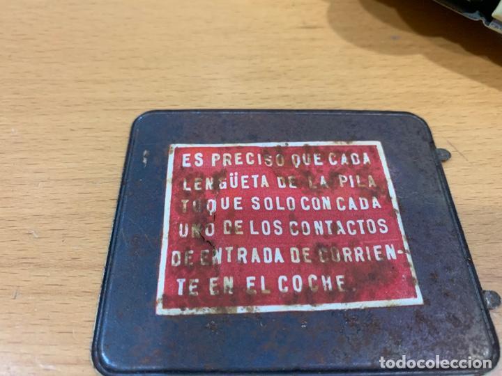 Juguetes antiguos Rico: RICO AUTO SEDAN ELECTRICO AÑOS 50 TIPO JNF - Foto 11 - 153925274