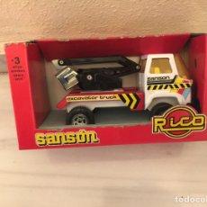 Juguetes antiguos Rico - Camion sanson rico en caja - 153948965