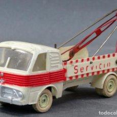 Altes Spielzeug Rico - Camión Pegaso Barajas Rico Miniaturas grúa servicio 1/32 plástico y hojalata años 60 - 154135310