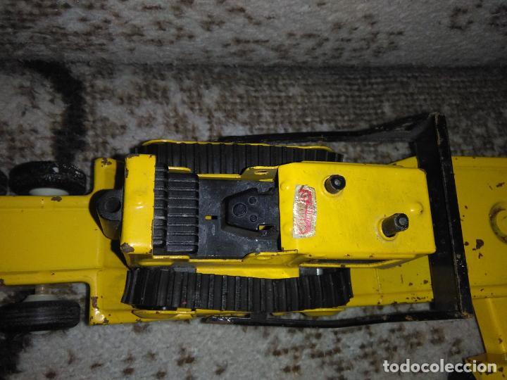 Juguetes antiguos Rico: Camión Rico Mini Sansón remolque bull dozer - Foto 8 - 154537670