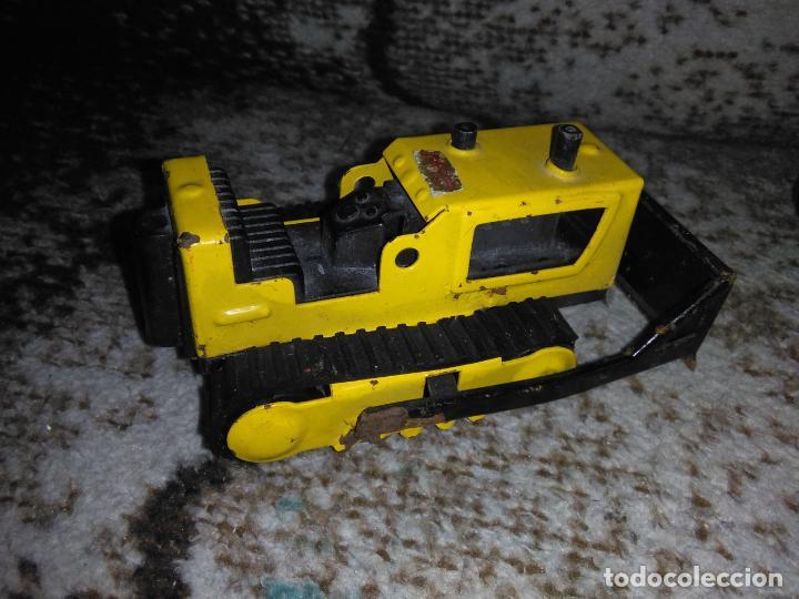 Juguetes antiguos Rico: Camión Rico Mini Sansón remolque bull dozer - Foto 13 - 154537670