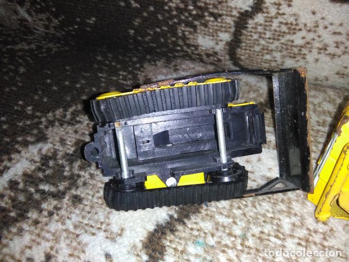 Juguetes antiguos Rico: Camión Rico Mini Sansón remolque bull dozer - Foto 19 - 154537670