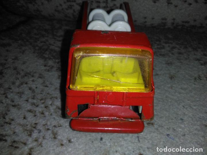 Juguetes antiguos Rico: Camión bomberos Rico Mini Sansón - Foto 3 - 154691966
