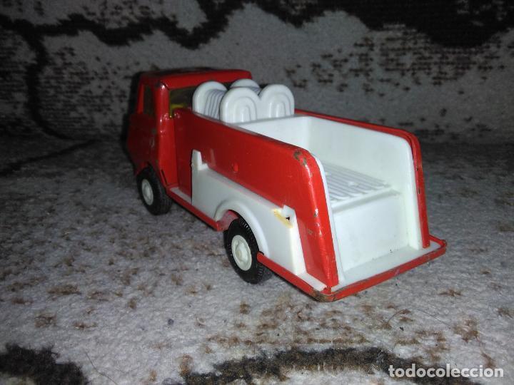 Juguetes antiguos Rico: Camión bomberos Rico Mini Sansón - Foto 9 - 154691966