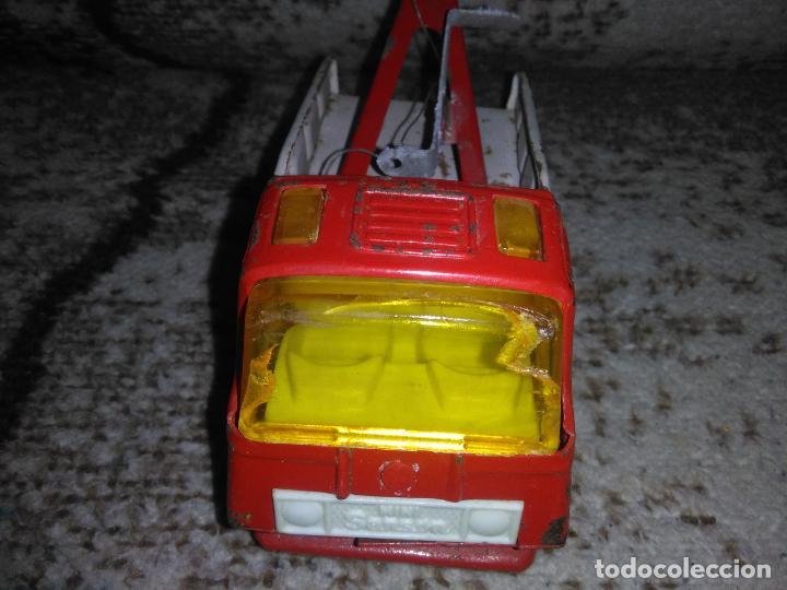 Juguetes antiguos Rico: Camión grúa Rico Mini Sansón - Foto 4 - 154713014