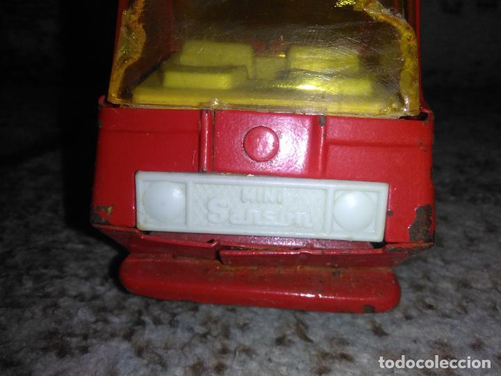 Juguetes antiguos Rico: Camión grúa Rico Mini Sansón - Foto 5 - 154713014