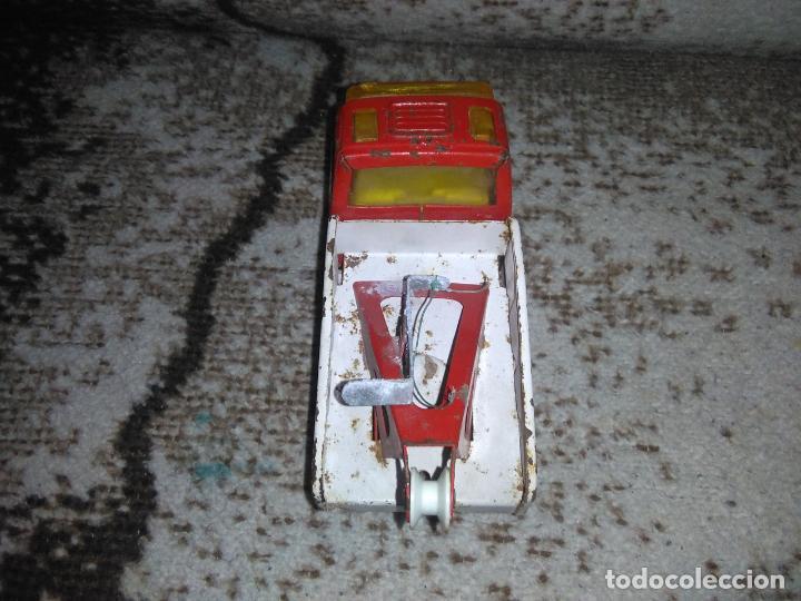 Juguetes antiguos Rico: Camión grúa Rico Mini Sansón - Foto 9 - 154713014