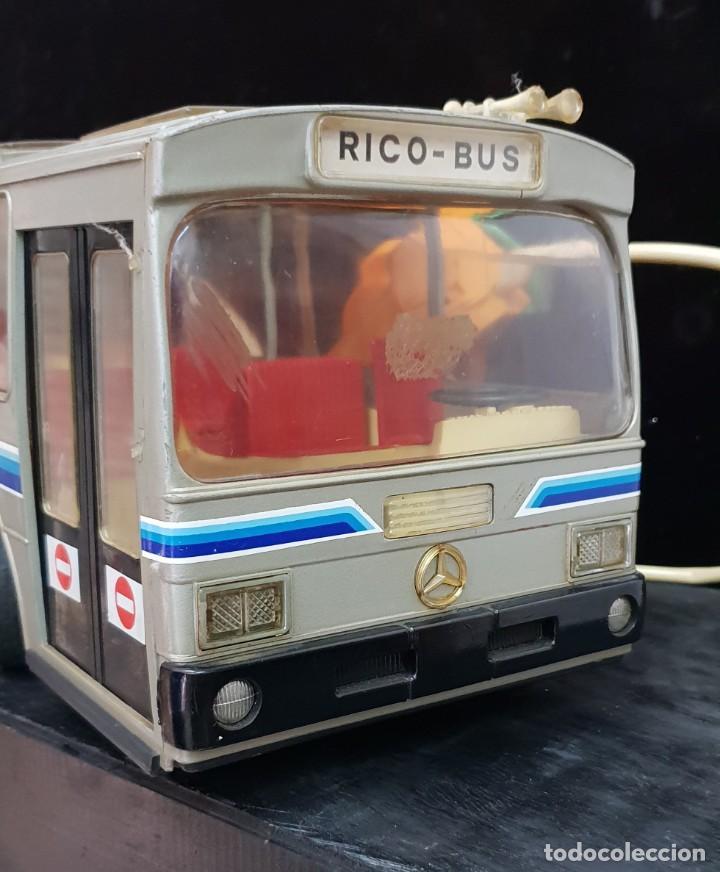 Juguetes antiguos Rico: RICO BUS - Foto 3 - 155508254