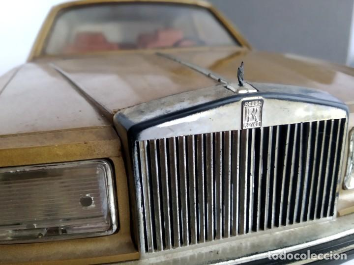 Juguetes antiguos Rico: antiguo coche de rico rolls royce - Foto 2 - 155783790
