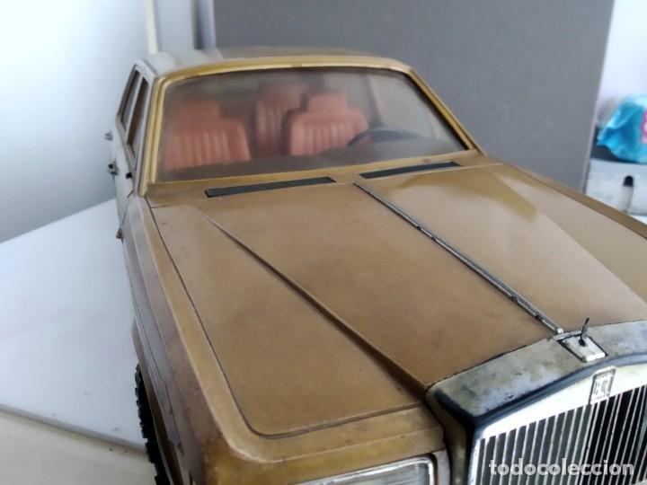 Juguetes antiguos Rico: antiguo coche de rico rolls royce - Foto 3 - 155783790