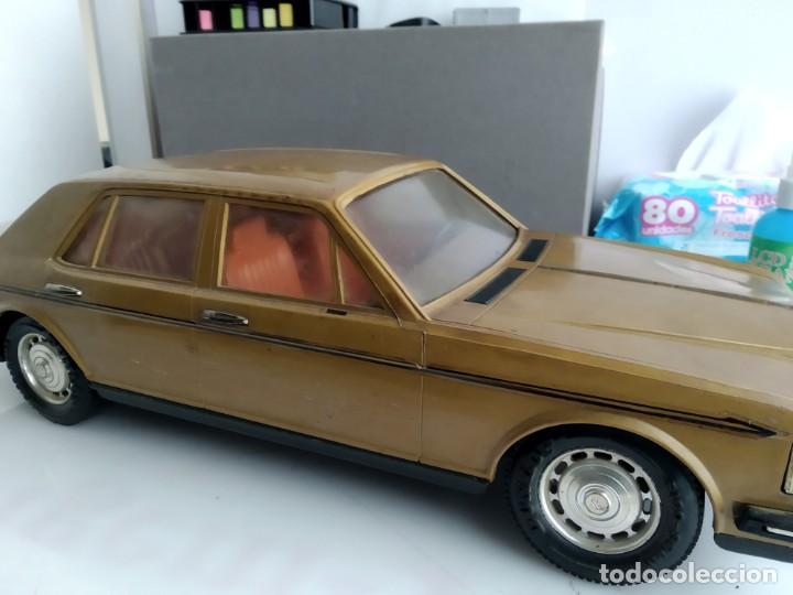 Juguetes antiguos Rico: antiguo coche de rico rolls royce - Foto 4 - 155783790
