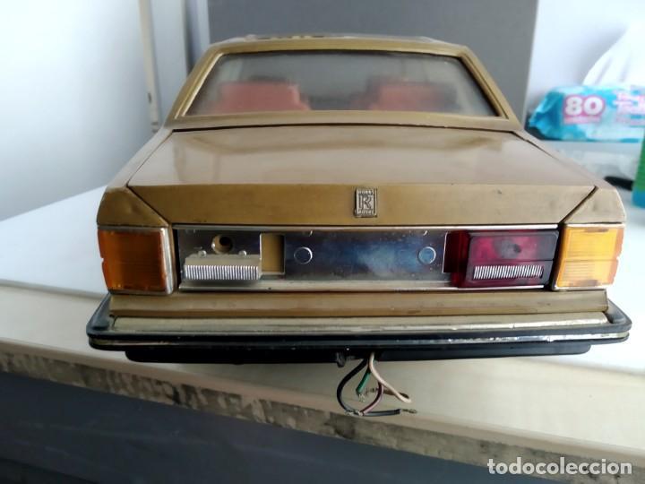 Juguetes antiguos Rico: antiguo coche de rico rolls royce - Foto 8 - 155783790