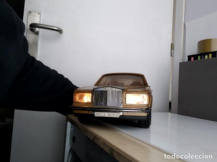 Juguetes antiguos Rico: antiguo coche de rico rolls royce - Foto 20 - 155783790