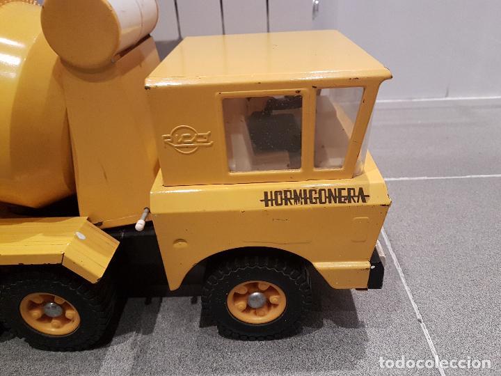 Juguetes antiguos Rico: antigua hormigonera camion sanson de rico gran tamaño ver fotos - Foto 20 - 157264298
