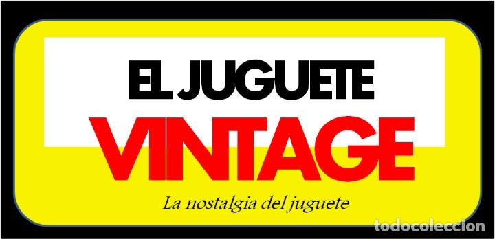 Juguetes antiguos Rico: ACCESORIO COCHE RICO VOLANTE - Foto 3 - 158507574