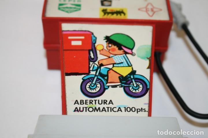 Juguetes antiguos Rico: Hucha Gasolinera Rico - Foto 8 - 158657142