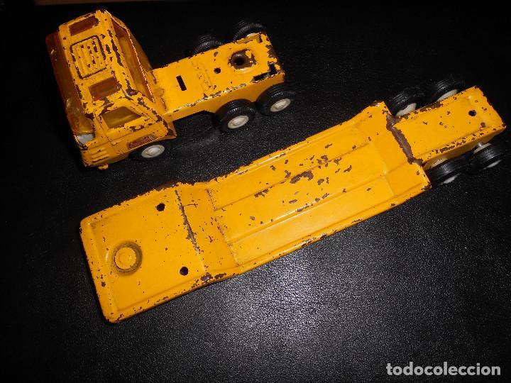 Juguetes antiguos Rico: mini camion de rico fijense en las fotos para ver su estado - Foto 2 - 160563586