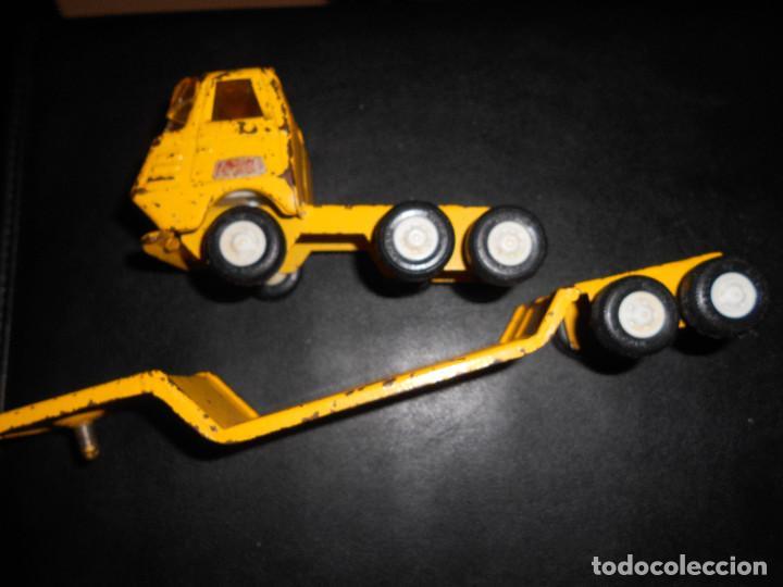 Juguetes antiguos Rico: mini camion de rico fijense en las fotos para ver su estado - Foto 3 - 160563586