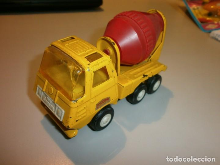 Juguetes antiguos Rico: lote de 3 camiones rico mini sanson ver fotos - Foto 8 - 161257018