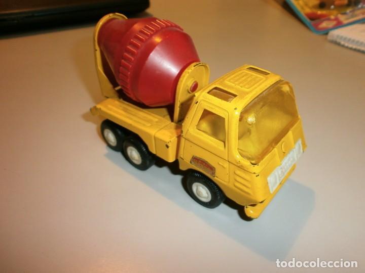 Juguetes antiguos Rico: lote de 3 camiones rico mini sanson ver fotos - Foto 9 - 161257018