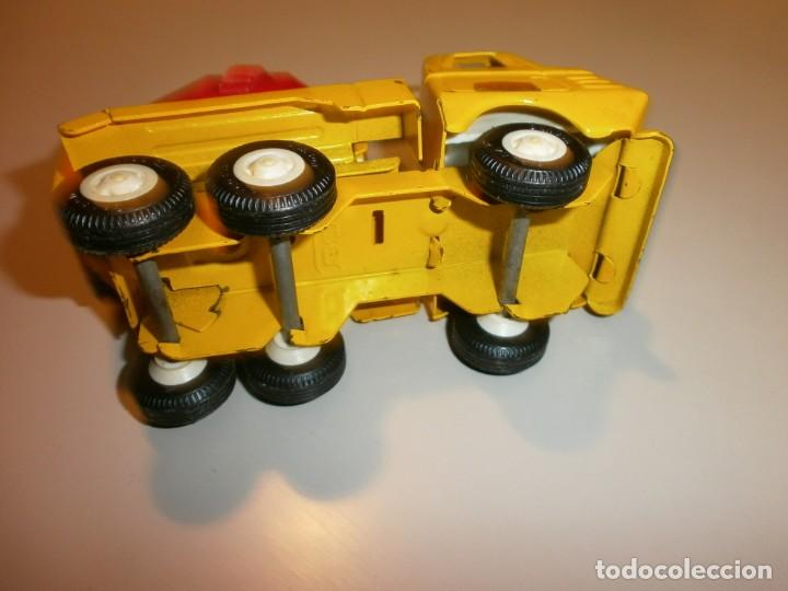 Juguetes antiguos Rico: lote de 3 camiones rico mini sanson ver fotos - Foto 11 - 161257018