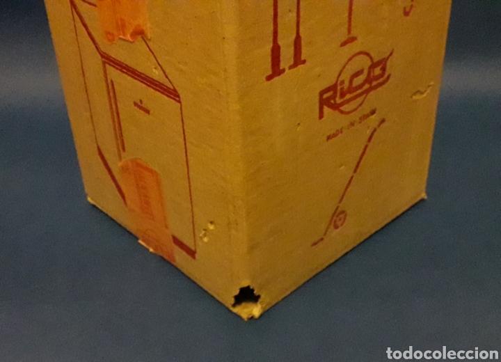 Juguetes antiguos Rico: Frigorífico Nevera Siemens, Pepsi-Cola, Cerveza Damm, San Miguel, Juguetes Rico IBI Spain, años 60. - Foto 17 - 161596866
