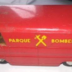 Juguetes antiguos Rico: RICO DKW F 1000 L AUTO UNION PARQUE DE BOMBEROS. Lote 162715834